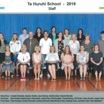 Te Huruhi Staff Photo